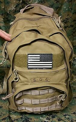 USED Sandpiper of California 3Day Backpack Ruck Coyote DEVGRU NSW SF BUGOUT SOF
