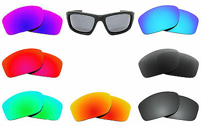 New Polarized Replacement Lenses for Oakley Valve in 7 colors