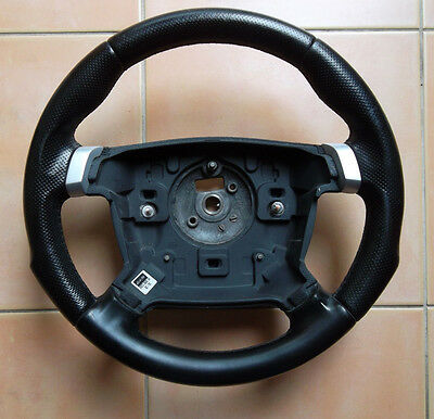Ford Falcon BA BF FPV GT-PXR GT chunky perforated leather steering wheel