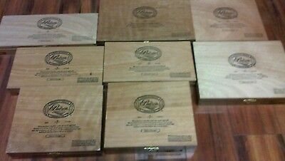 Lot 7 of PADRON 1964 WOODEN CIGAR BOXES