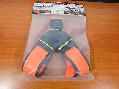 BUILDPRO    Padded shoulder Brace - (Buckaroo Compatable)