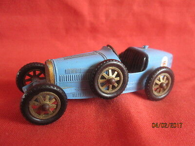 MATCHBOX  LESNEY  No  Y 6 - 2 A 1923 TYPE 35 BUGATTI  MODELS OF YESTERYEAR