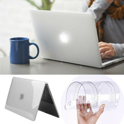 Cover CRYSTAL CASE per Apple MacBook PRO Retina 13.3 TRASPARENTE custodia rigida