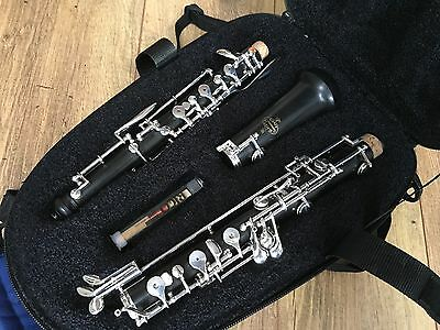 Excellent Buffet 4121  Oboe Fully Serviced