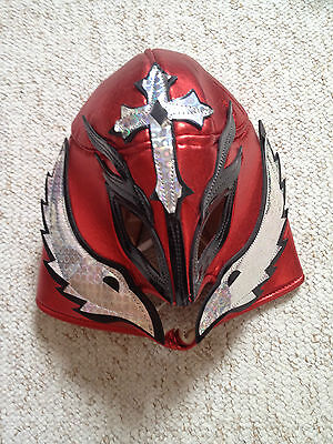 Mexican Style Lucha Libre Wrestling Mask WWE NXT TNA
