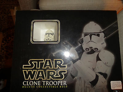 Star Wars  Gentle Giant DELUXE CLONETROOPER ROTS