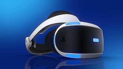 Playstation 4 PS4 VR Brille mit Spiel Driveclub VR Virtual Reality