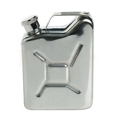 5OZ Stainless Steel Portable Hip Flask Liquor Whiskey Alcohol Flasks Funnel Gift