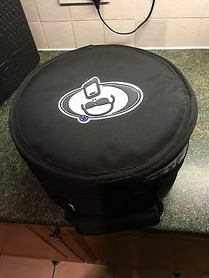 Pearl Firecracker Snare Drum With Protection Racket Case 10x5 Piccolo