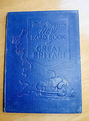 Daily Express New Road Book of Great Britain-Hardback 1953