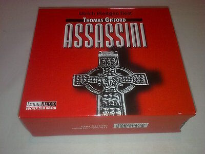 ASSASSINI - Hörbuch - Thomas Gifford - Ulrich Pleitgen