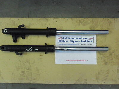 Aprilia Rs 50 Left And Right Fork Leg Stanchions 2006