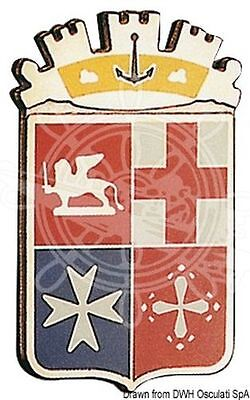 Four Republic Crests