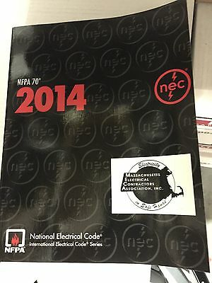 NFPA 70 2014 National Electrical Codebook (NEC) 2014 Edition