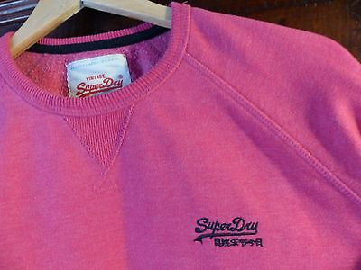 SUPERDRY sweat taille M
