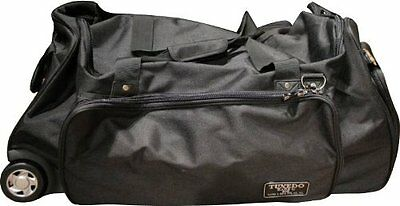 Humes & Berg TX541TP 30.5 X 14.5-Inches Tuxedo Drum Hardware Bag Tilt-n-Pull