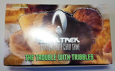 Star Trek CCG The Trouble with Tripple