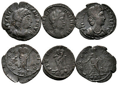 Lot of 3 House of Constantine Folles #RA 7137