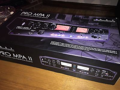 ART Pro MPA II Mic Preamp (Excellent Condition, Free P&P)