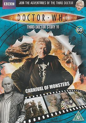 Doctor Who Carnival of Monsters DVD.