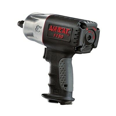 "AIRCAT 1/2"" Killer Torque Composite Impact Wrench 1150"