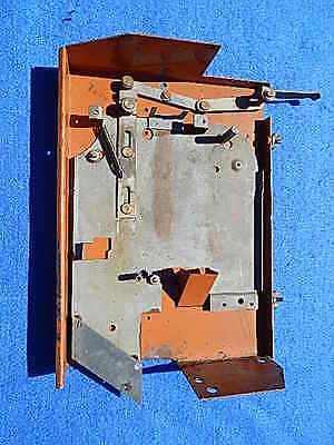 Rock-ola 1422 1426 Coin Mechanism Mounting Channel