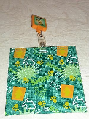 PLUTO DISNEY HIP LANYARD (aka Hip Pack) for Disney Pins (2010) DOG  AUTHENTIC