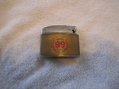 Purity 99 Products Gas And Oil Flat Advertising Lighter
