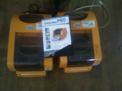 I have two DURA LABEL PRO 300 LABEL PRINTER - Working Condition cords and cd