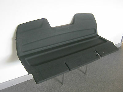 PARTNER  CITROEN BERLINGO REAR PARCEL SHELF  BLACK 2011-2016 genuine