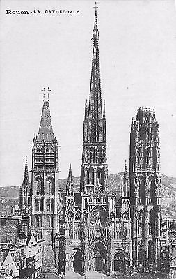 76 Rouen Cathedrale