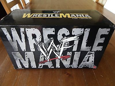 Wrestle Mania - The Legacy - Vhs Video Collection