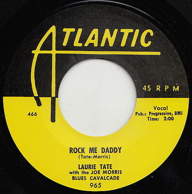 ** Laurie Tate  Rock Me Daddy Odelle Turner  Alarm Clock Boogie  Top Jump Blues!