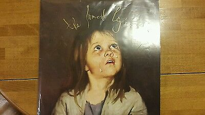Current 93 the innermost light 2xclear lp VERY RARE