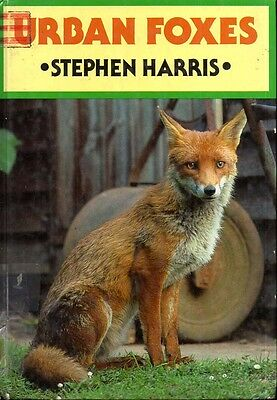 Fox - Urban Foxes - Complete Illustrated Study - Harris - H/b