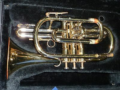 Pre owned Besson 600 Bb Cornet