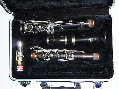Boosey & Hawkes 926 Imperial Bb Clarinet Wooden pro-level