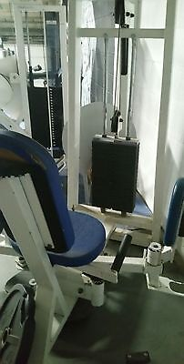commercial inductor/abductor  machine