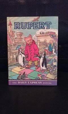 1977 Rupert The Daily Express Annual