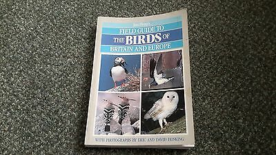 The Birds Of Britain And Europe  Field Guide