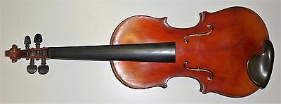 Nice Old unmarked violin