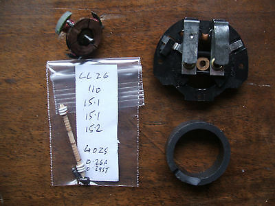 Hornby Ringfield Innards (93). Notched Magnet