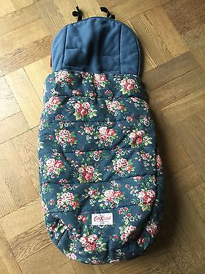 Cath Kidston Spray Flowers Maclaren Footmuff Cosy Toes For Buggy/Pram