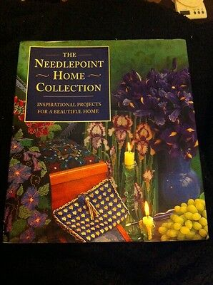 The Needlepoint Home Collection Book