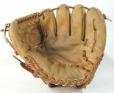 "Vintage 1950-60's Rare ""rawlings Xpgs"" Professional Model Infielders Glove-Rare"
