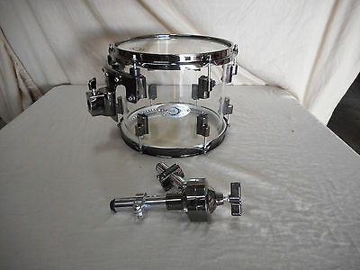 """10"""" X 8"""" Drum Craft Acrylic Series 8 Tom with Mount"""