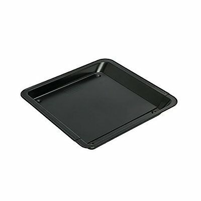 "Kaiser ""Delicious"" Variable Baking Sheet, Black, 33 x 33-52 cm"