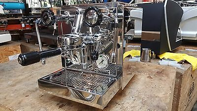 Rocket R58 Espresso Coffee Machine Cafe Commercial No Grinder Cappuccino Make