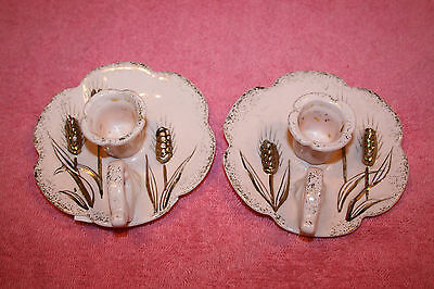 1956 © Geo. Z. Lefton Candle Holders