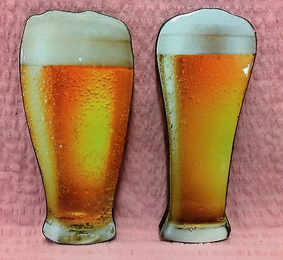 Beer Glass Bar Decorations